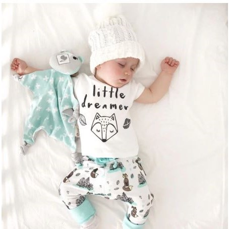 Babysetje | Little Dreamer - 0 tot 4 Maanden