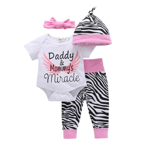 Babysetje | Daddy's and Mommy's - 0 tot 4 maanden