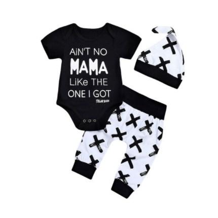 Babysetje | Ain't no Mama - 3 tot 6 maanden