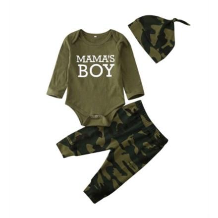 Babysetje | Mama's Boy - 3 tot 6 maanden