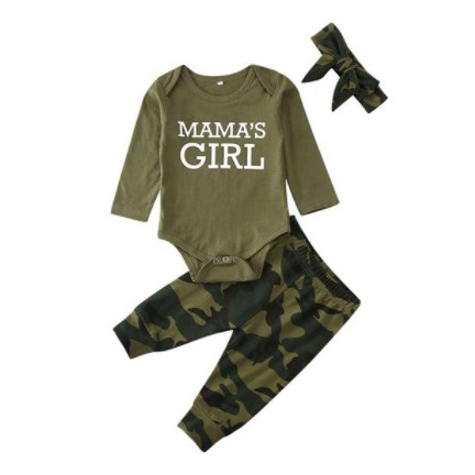 Babysetje | Mama's Girl - 3 tot 6 maanden