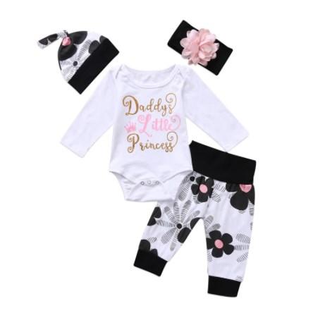 Babysetje | Little  Princess - 3 tot 6 Maanden
