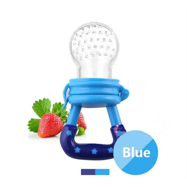 Fopspeen Fruit - Blauw