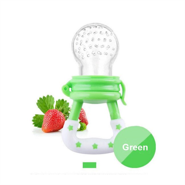 Fopspeen Fruit - Groen