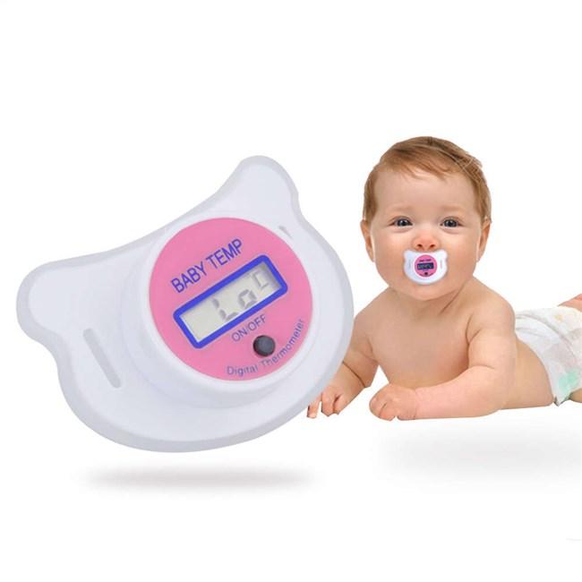Fopspeen Thermometer - Digitaal