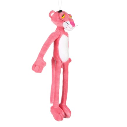 Knuffel Pink Panther - Roze