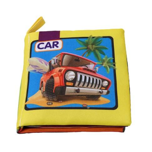 Voelboekje Cars