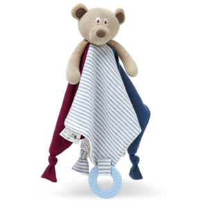 Babyshower cadeaus - Knuffeldoek